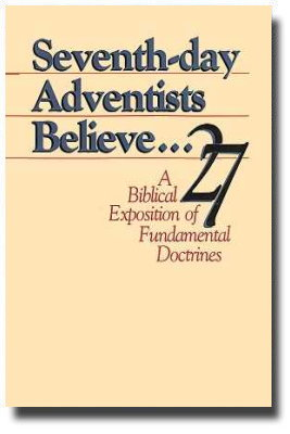 Seventh Day Adventists Believe Pdf